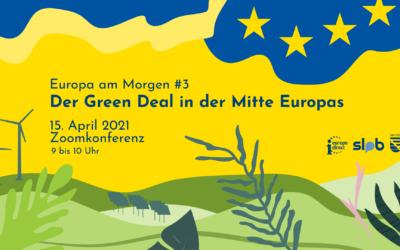 Europa am Morgen #3 Der Green Deal in der Mitte Europas (YouTube)