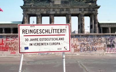 REINGESCHLITTERT! 30 Jahre Ostdeutschland im vereinten Europa
