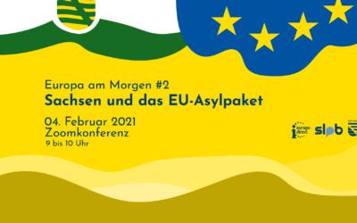 Europa am Morgen #2: Sachsen und das EU-Asylpaket (YouTube)