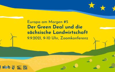 YouTube: Video-Rückblick zu Europa am Morgen #5
